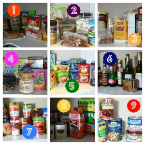 Stock Your Pantry to Eat Clean