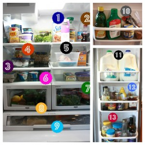 Stock your Refrigerator for Clean Eating