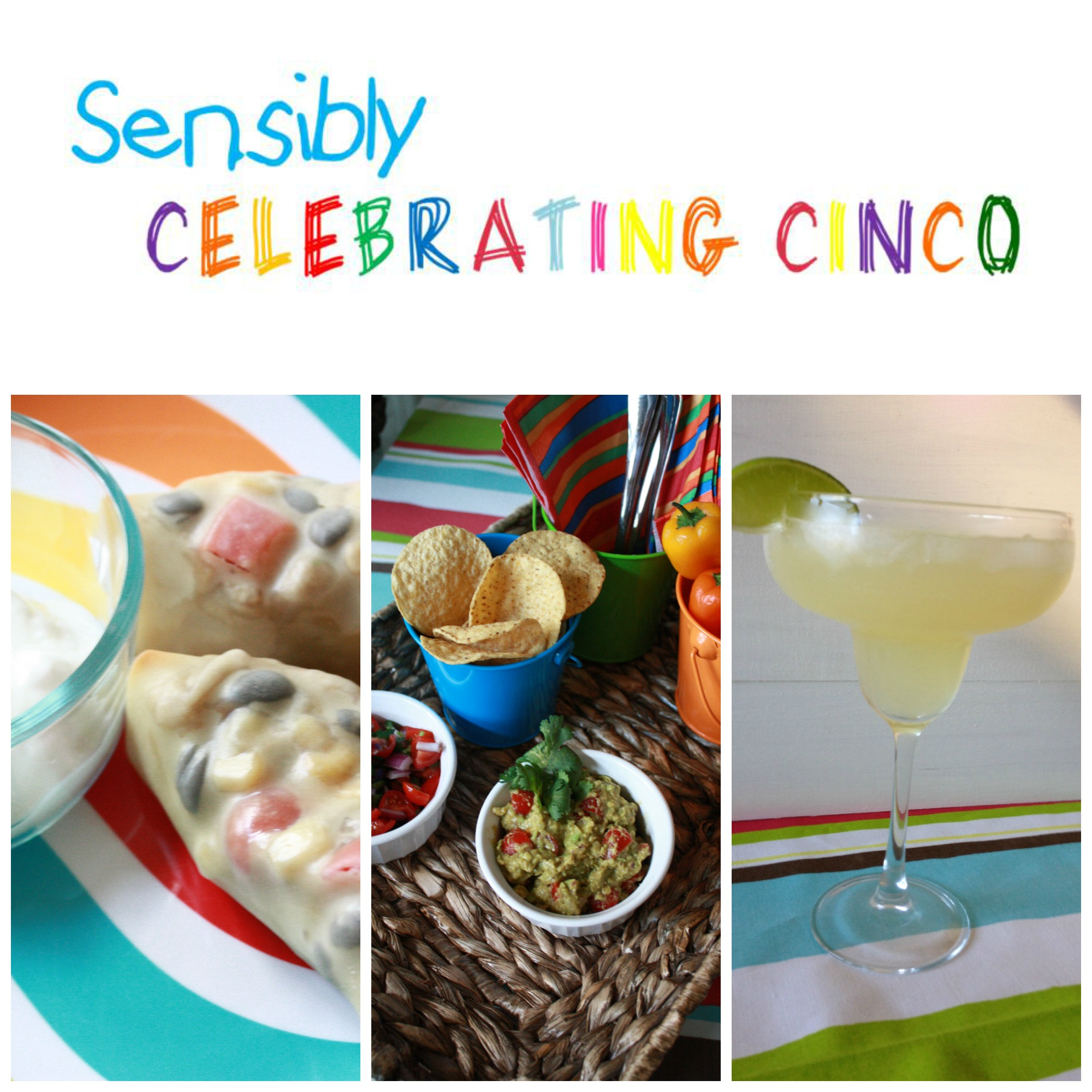 Sensibly Celebrating Cinco de Mayo