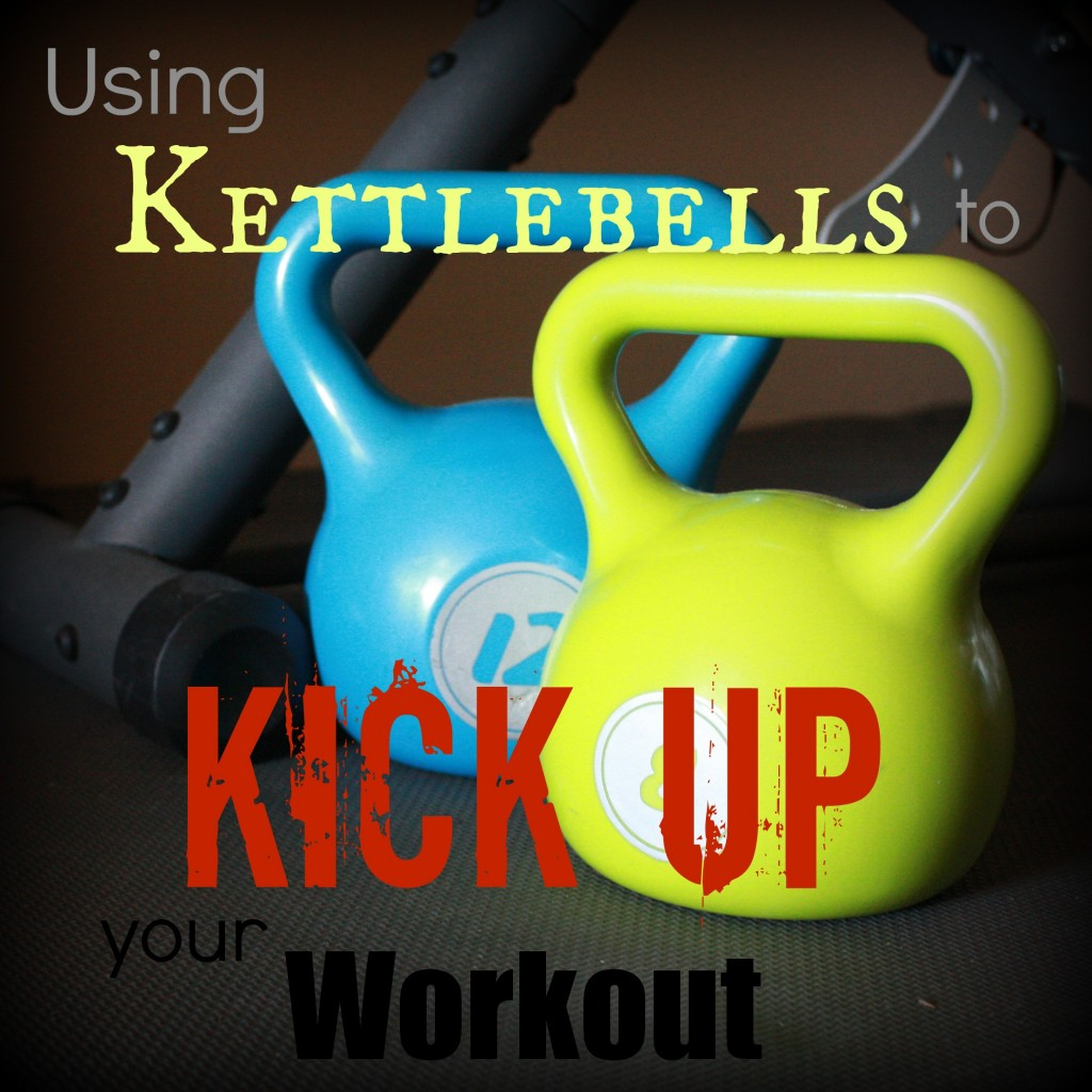 Using Kettlebells to Kick Up Your Workout