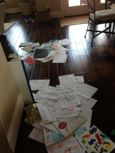 Sorting School Papers