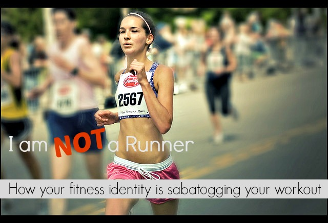 Fitness Identity Sabotaging Success