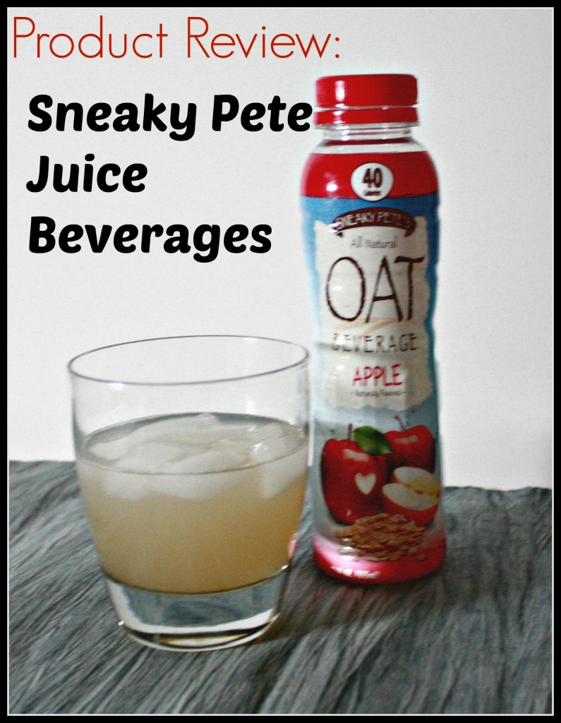 Product Review Sneaky Pete