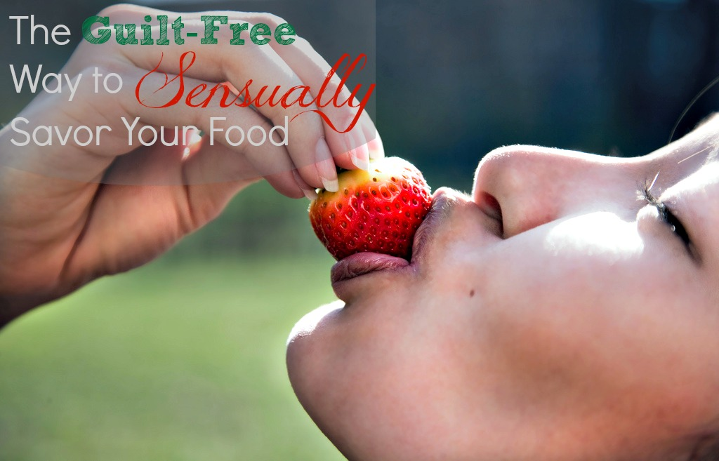 Savor Your Food Mindfully