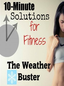 10-minute solution - The Weather-Buster