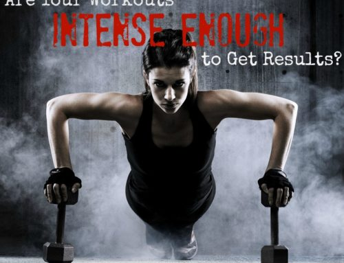 Are Your Workouts Intense Enough to See Results?
